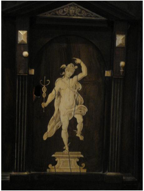 Figure d'Hermès en ivoire (Musée de Cefalu)