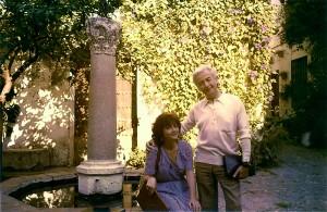 Colloque de Cordoue avec Gilbert Durand, 1979