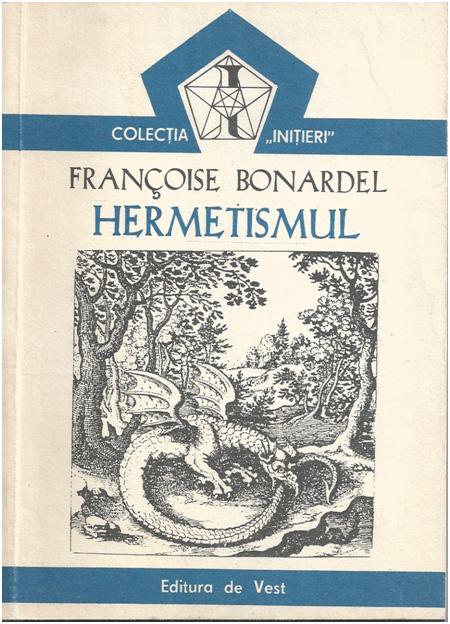 première édition roumaine de L'Hermétisme (1992)