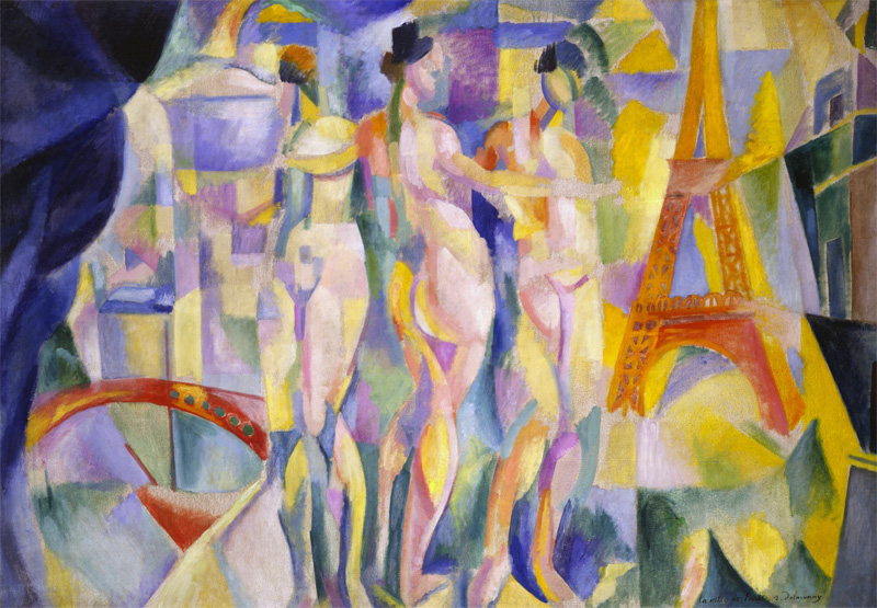 Robert Delaunay - La Ville de Paris